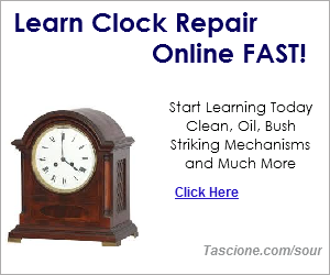 Learn Clock Repair