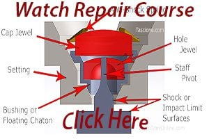 Watch Repair Course