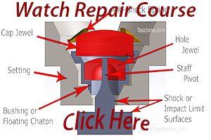 Watch Repair Course