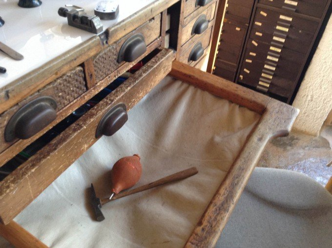 Watchmakers Bench