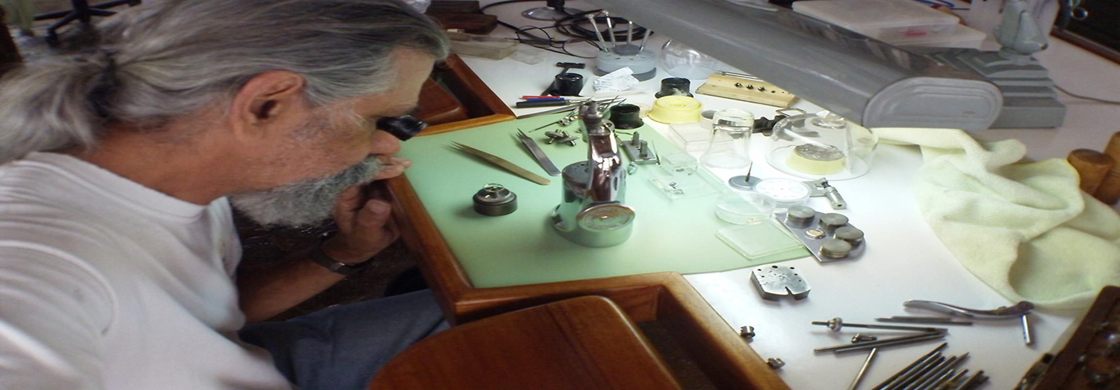 watch repair clock repair